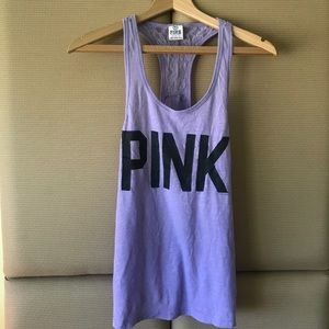 COPY - VS PINK Purple Loose Tank